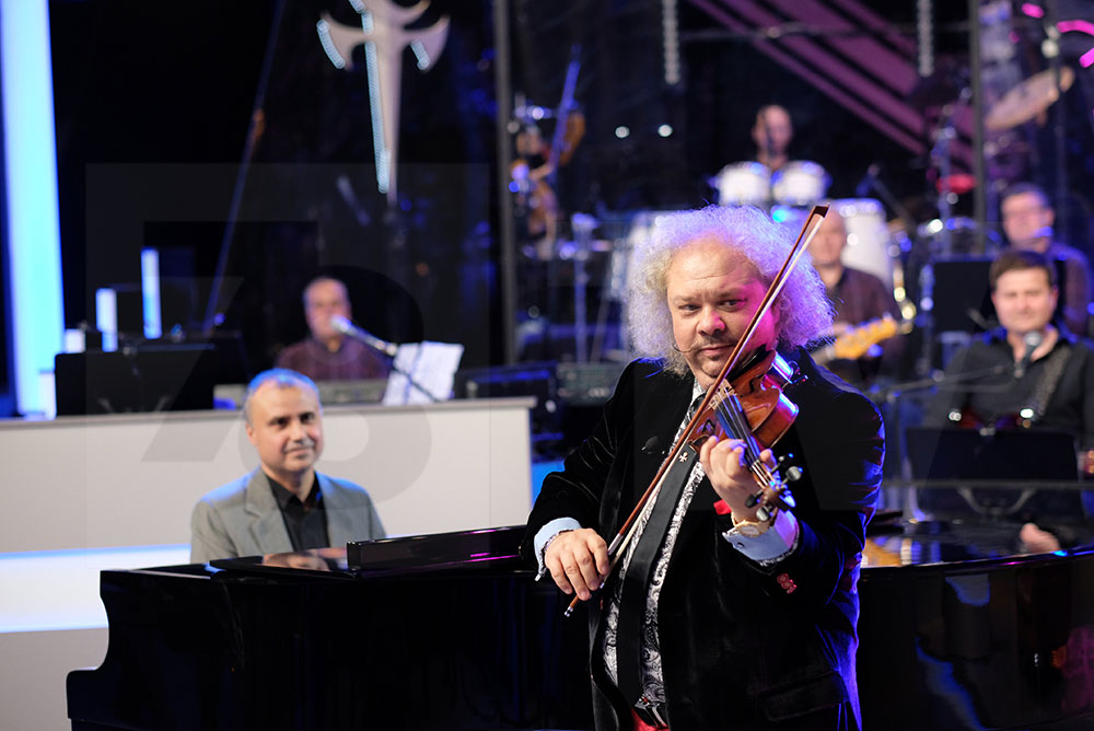 Roby Lakatos on the Slavi Trifonov's Evening Show