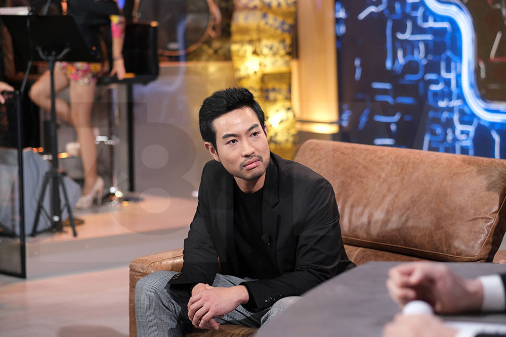 Yuta Takenaka on the Slavi Trifonov's Evening Show