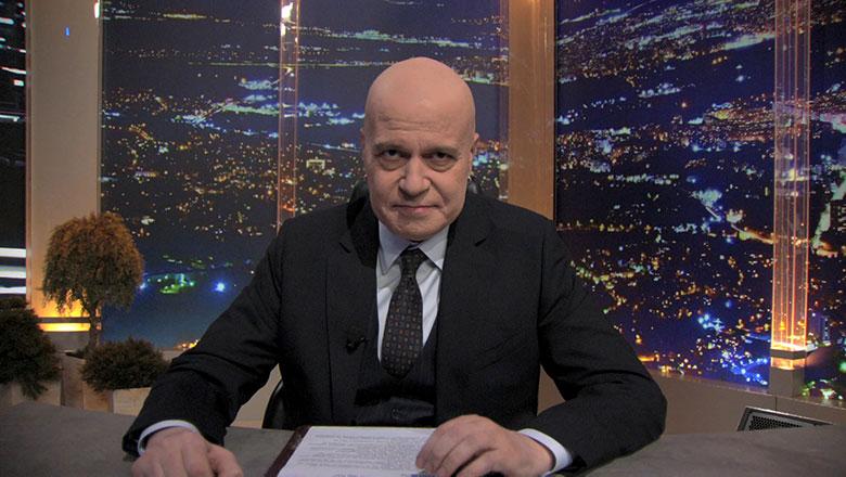 Вечерното шоу на Слави Трифонов