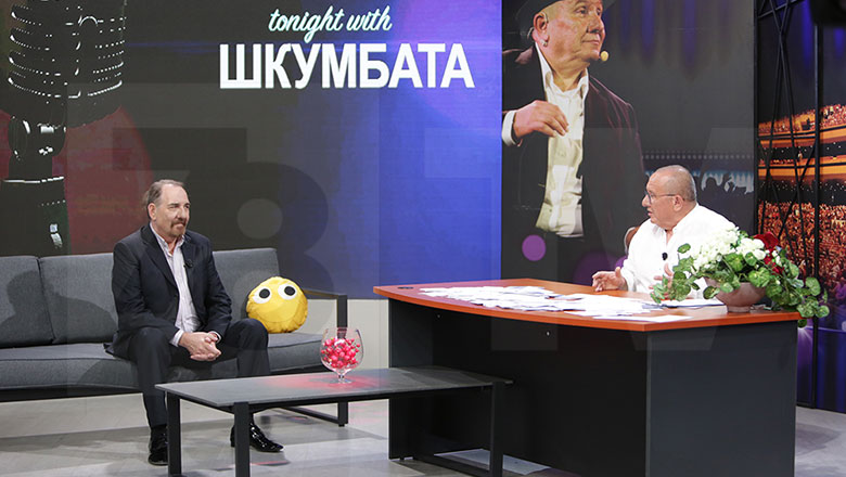 Tonight with Шкумбата, 8 март 2021 г.