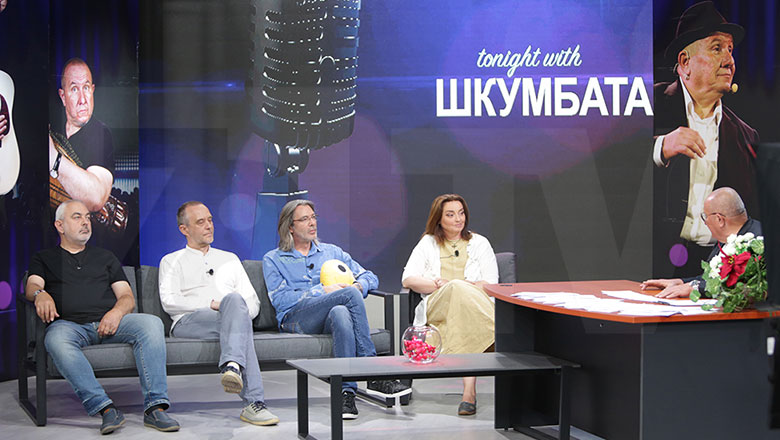 Tonight with Шкумбата, 12 юли 2021 г.