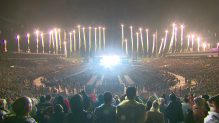 Концерт на стадион Васил Левски - музика